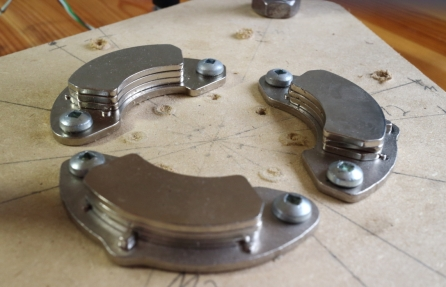 damping magnets