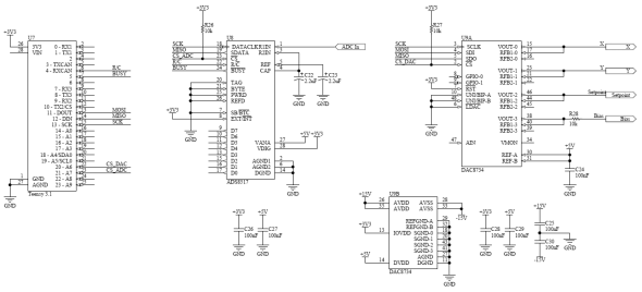 data acquisition schematic